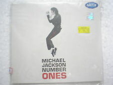 Michael Jackson mj Number Ones MP3 CD 2012  RARE INDIA INDIAN HOLOGRAM NEW