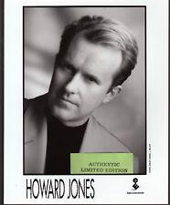 howard jones limited edition press kit