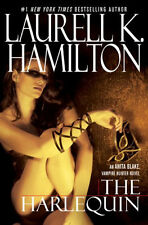 The Harlequin by Laurell Hamilton~Anita Blake Vampire Novel~Series Available