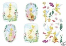 Disney Vinyl Cling Art Tinker Bell Decorating Kit