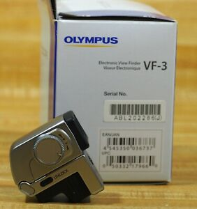 Olympus VF-3 Electronic View Finder for PEN E-P2/E-P3/Lite