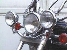 Fehling Lampenhalter Zusatzscheinwerfer für Suzuki VS600/750/800 Intruder 86-00