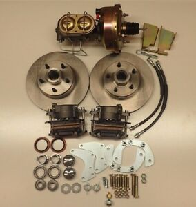 1961 1962 1963 1964 ford  Thunderbird front disc brake conversion power