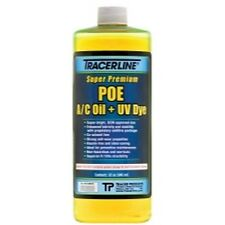 Tracerline Spectronics TD100EQ 32 oz. Bottle POE A/C Oil with UV Dye