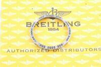 Breitling UTC Lünette Crosswind 1,5 Carat schwarze Diamanten Diamond Bezel