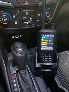 Uniden SDS-100 / Unication G4 - G5 Vehicle Cup Holder.