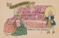 ILE DE FRANCE – Gaston Marechaux Signed Versailles Petit Trianon – France