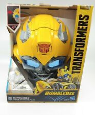 Hasbro Action Figure Bumblebee Voice Changer Mask Sealed, New
