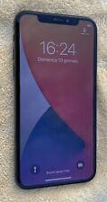 Iphone X 256 gb nero, usato in ottimo stato
