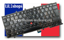 Clavier Français Original Pour Lenovo ThinkPad Ultrabook X250 X260 Neuf
