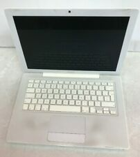 "Apple Macbook Core 2 Duo 2.4GHz 13"" Early 2008 A1181 Faulty"