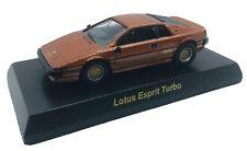 Kyosho 1/64 British Car Collection Lotus Esprit Turbo Orange