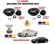 para Mercedes CLK 200 240 280 320 350 500 63 2002- > 2x AMORTIGUADOR DELANTERO