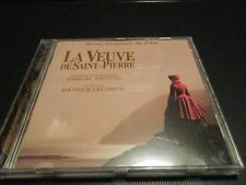 """RARE! CD BOF """"LA VEUVE DE SAINT-PIERRE"""" Pascal ESTEVE"""
