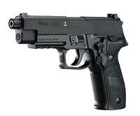 SIG Sauer P226 Semi Automatic .177 Caliber Blowback CO2 Air Pellet Pistol Gun