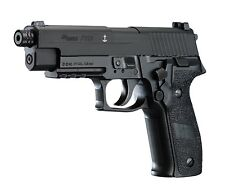 SIG Sauer P226 Semi Automatic .177 Caliber Blowback CO2 Air Pellet Pistol Gun