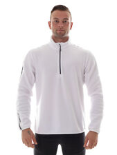 CMP Fleece Pullover Jumper One Sweat White Breathable Warm
