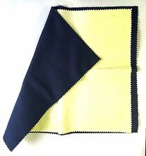 Jewelry Polishing Cloth For Gold Silver & Othrsr-Two Cloth System.X-LARGE
