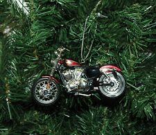Harley Davidson 2012 XL 1200V Seventy-Two Christmas Ornament