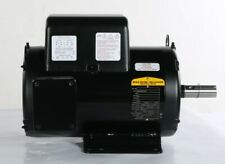 New 36E002W849G3 Baldor Reliancer 5 HP Industrial Electric Motor 230 Volts 1725
