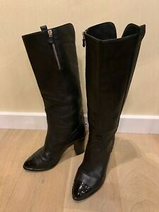 Authentic CHANEL boots 38