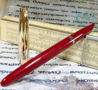 Vintage FOUNTAIN PEN - Eyedropper Filling - YOUTH - Never Inked - China 1970s