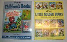 2 books: Warman's Little Golden & Childrens Books : Identification Price Guide