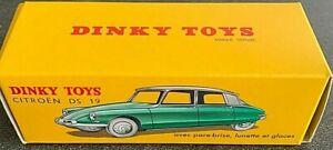 Citroën ds19 Dinky Toys Réf 24CP