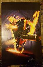 Greg Horn Ghostrider signed Print