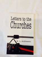 Letters To The Churches M.L. Andreasen Book Paperback New Free Shipping