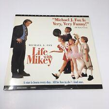 Michael J. Fox Life With Mickey Letterbox Laserdisc Movie Laser Disc