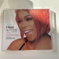 Tionne 'T-boz' Watkins of [TLC] - My Getaway (Rugrats In Paris) ° Maxi-CD 2000 °