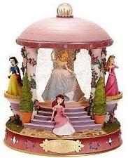 Disney Princess Gazebo Large Snowglobe  ~NEW~ VERY RARE ~ LAST ONE~ VHTF