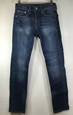 Levi's 511 Men's Jeans Slim Fit Dark Wash Size 29x32