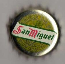 UK Beer Bottle Top Crown Cap - Carlsberg UK Brewery - San Miguel