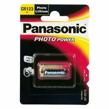 Panasonic CR123A 3V Lithium Batterie