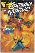 CAPTAIN MARVEL  #0  (1999)  WIZARD