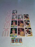 *****Brian Kingman*****  Lot of 50 cards 10 DIFFERENT