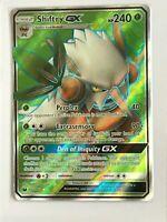 Stakataka GX ULTRA RARE 102//168 Pokemon SM Celestial Storm NM HOLO