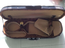 NEW 4/4 Nice violin case hard foam waterproof cloth material