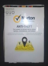 Norton by Symantec Anti Theft Tracking For Up To 5 Devices NIB
