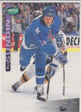 1994-95 Parkhurst #185 Mats Sundin Quebec Nordiques