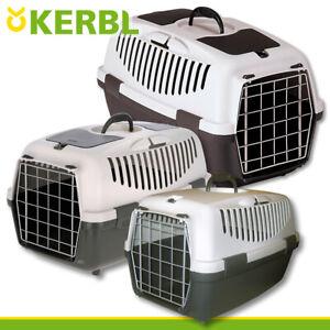 Kerbl Transportbox Gulliver | Autotransportboxen für Katzen und kleine Hunde