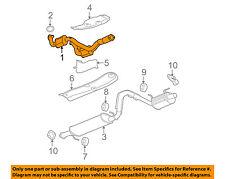 GM OEM-Catalytic Converter 15798414