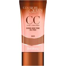 Covergirl Queen Collection CC Cover + Care Cream Q620 Classic Bronze 30ml