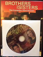 Brothers and Sisters - Season 3, Disc 1 REPLACEMENT DISC (not full season)
