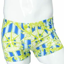 Versace Collection Multi-Color Drawstring Men's Swimming Shorts