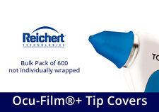 Reichert Ocu-Film + Tip Covers (600 Bulk Pack)