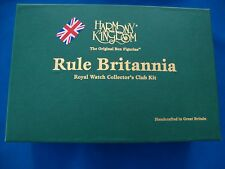 2002 Harmony Kingdom Rule Britannia Royal Watch Collectors Club Kit