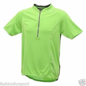 Dare2b TRANSFIX Mens Short Sleeved Cycling Jersey Cycle Bike Jersey Top T-Shirt
